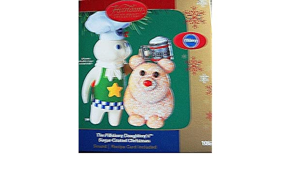 Amazon Com Carlton Heirloom 2004 Pillsbury Doughboy Sugar Coated