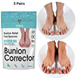 Orionis Bunion Protector with Toe Separator