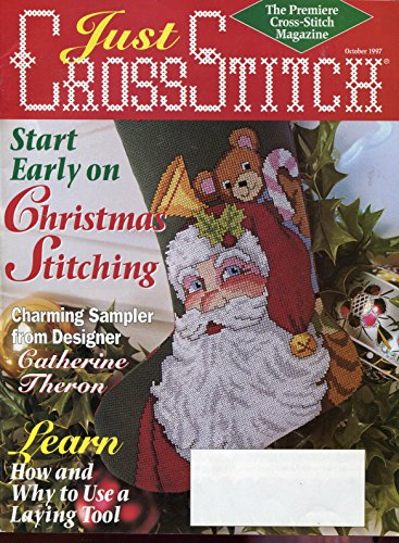 Just Crossstitch - Start Early on Christmas Stitching - September/October (Cross Stitch Christmas Magazine)