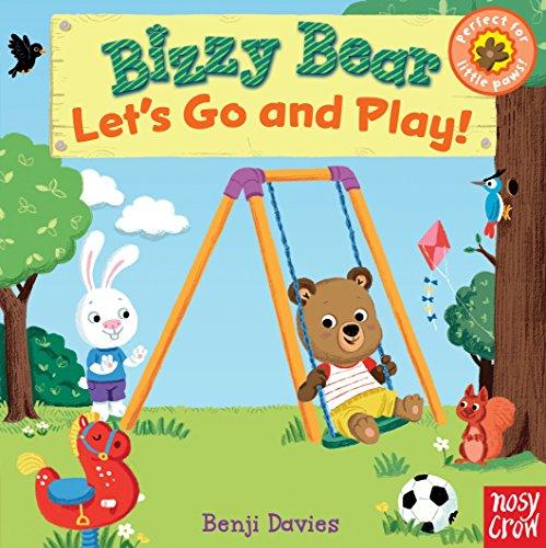 Bizzy Bear: Let's Go and Play (Buzzy Bear)