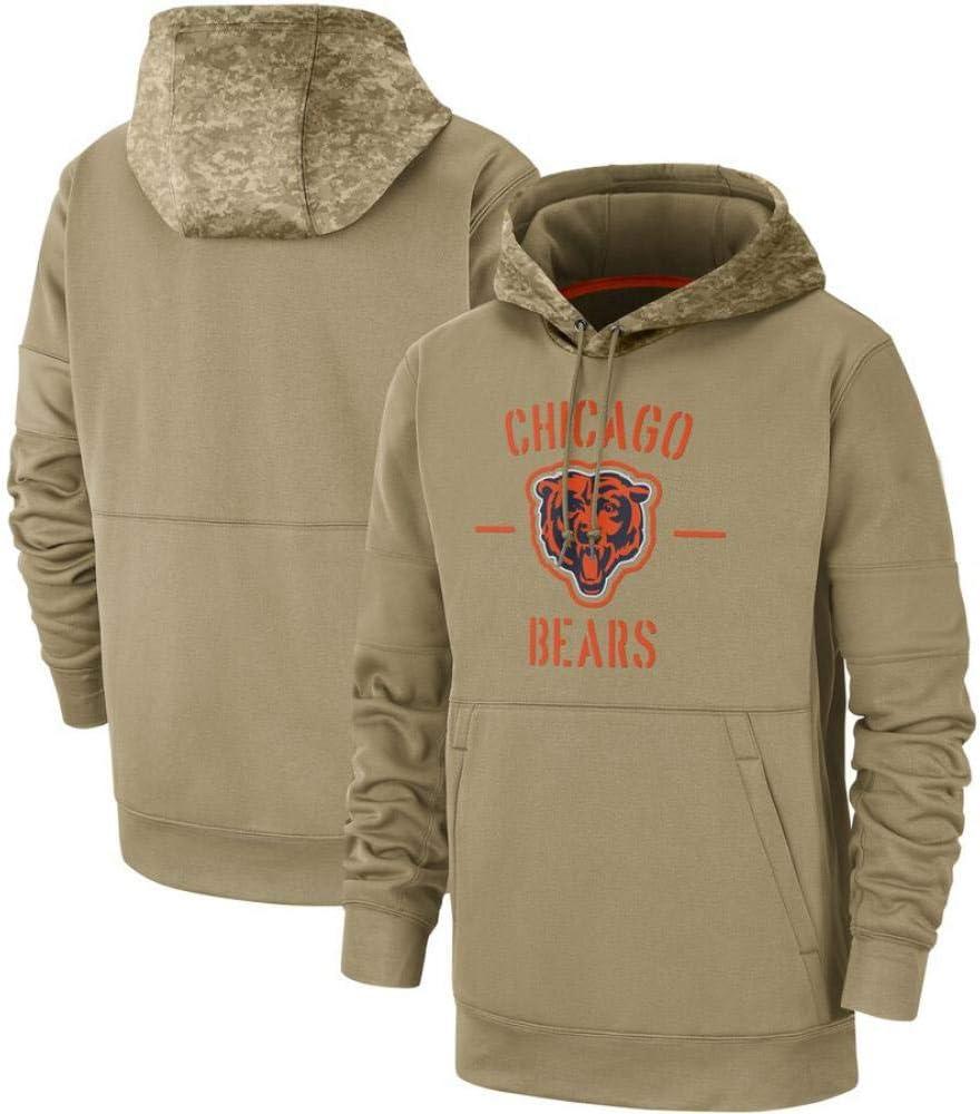 chicago bears sweatshirt 3xl