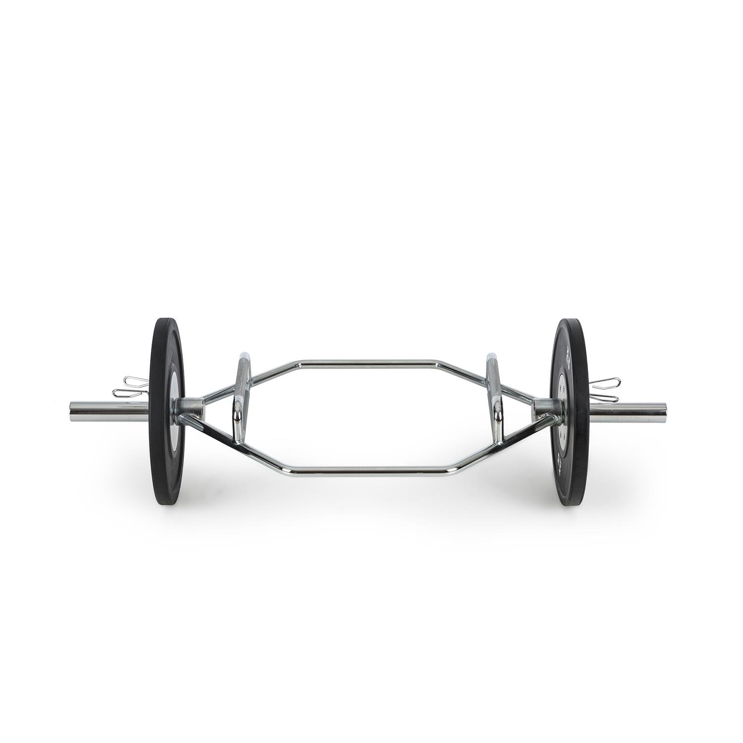 CAPITAL SPORTS • Beastbar Hex-Bar • Barra para pesas • Peso muerto • Deadlift Bar • Tríceps • Forma Hexagonal • Levantamiento saludable espalda y rodillas ...