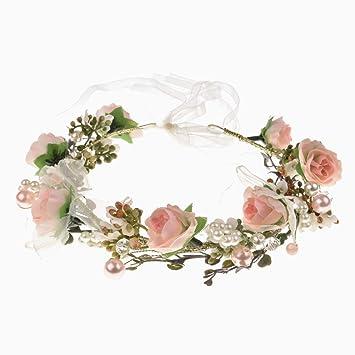 SPECIAL OFFER Bow Hair band Pink-Blue Headband satin ribbon Wedding-flower girl