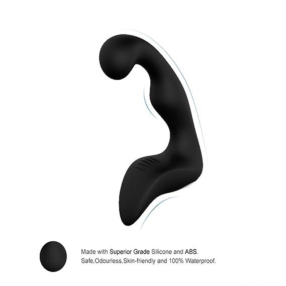 próstata vibratoren Massager silicona anal Vibrador USB Cargar Sex juguete con 7 modos para hombres Sterne: Amazon.es: Salud y cuidado personal