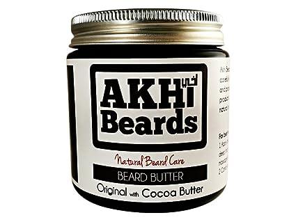 akhi barbas | Premium Original barba mantequilla | mantequilla de cacao – Nutre, condiciones y