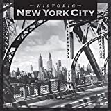 New York City Historic 2019 12 x 12 Inch Monthly Square Wall Calendar, USA United States of America New York State Northeast City (Multilingual Edition)