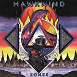 Hawkwind - Zones - Flicknife Records - SHARP 014