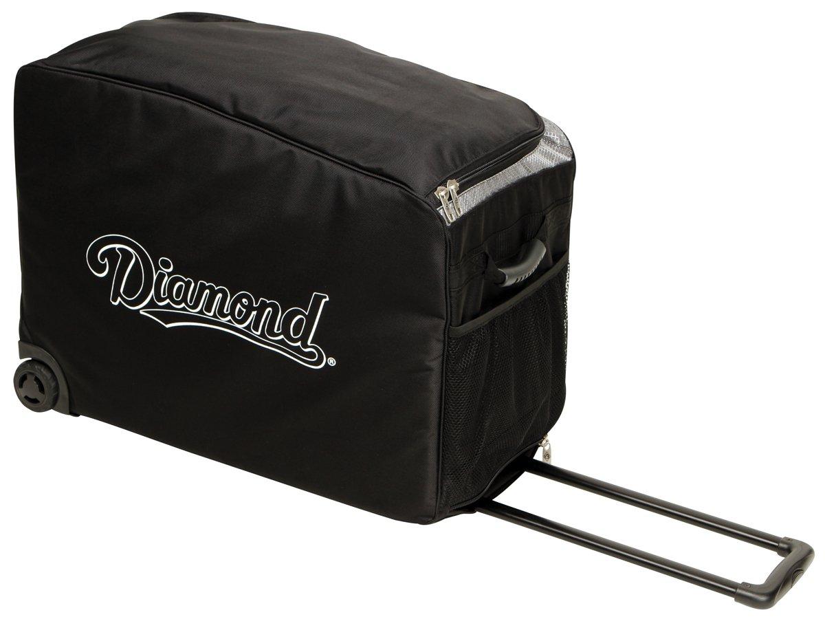 ダイヤモンドスポーツWheeled 2ボールバケットバッグ B009BI6SV2