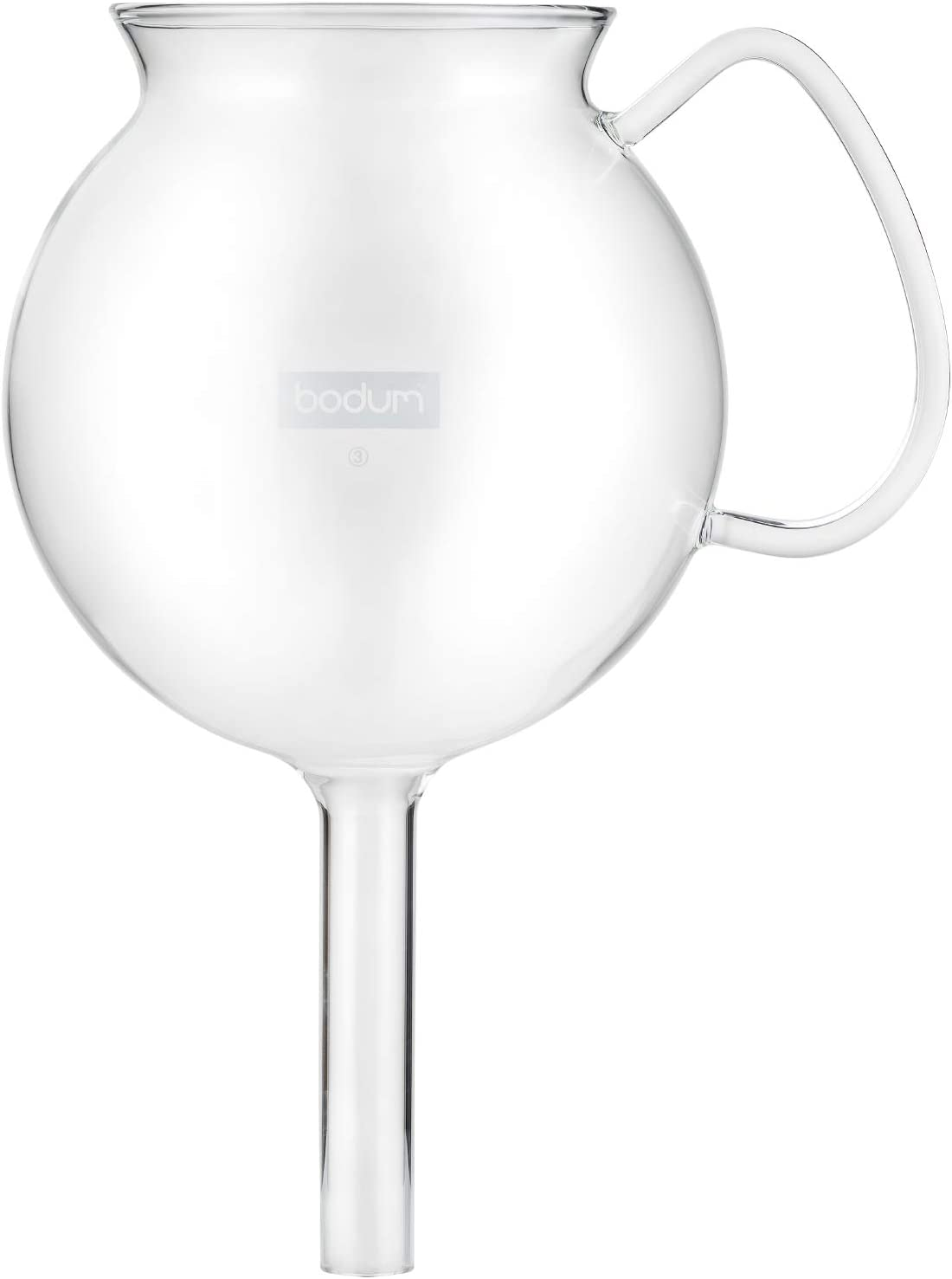 Bodum 01-11744-10-20 Spare Upper Carafe for ePebo, 34 Oz, Clear