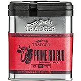 Traeger Pellet Grills SPC173 Prime Rib Rub, 9.25-oz. - Quantity 1