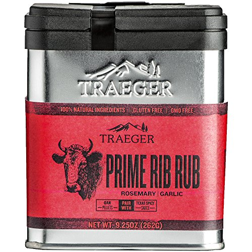 Traeger Grills SPC173 Prime Rib Seasoning and BBQ Rub