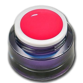 Premium Neon Pink Nail Art Uv Gel 5 Ml Design Rm Beauty Nails