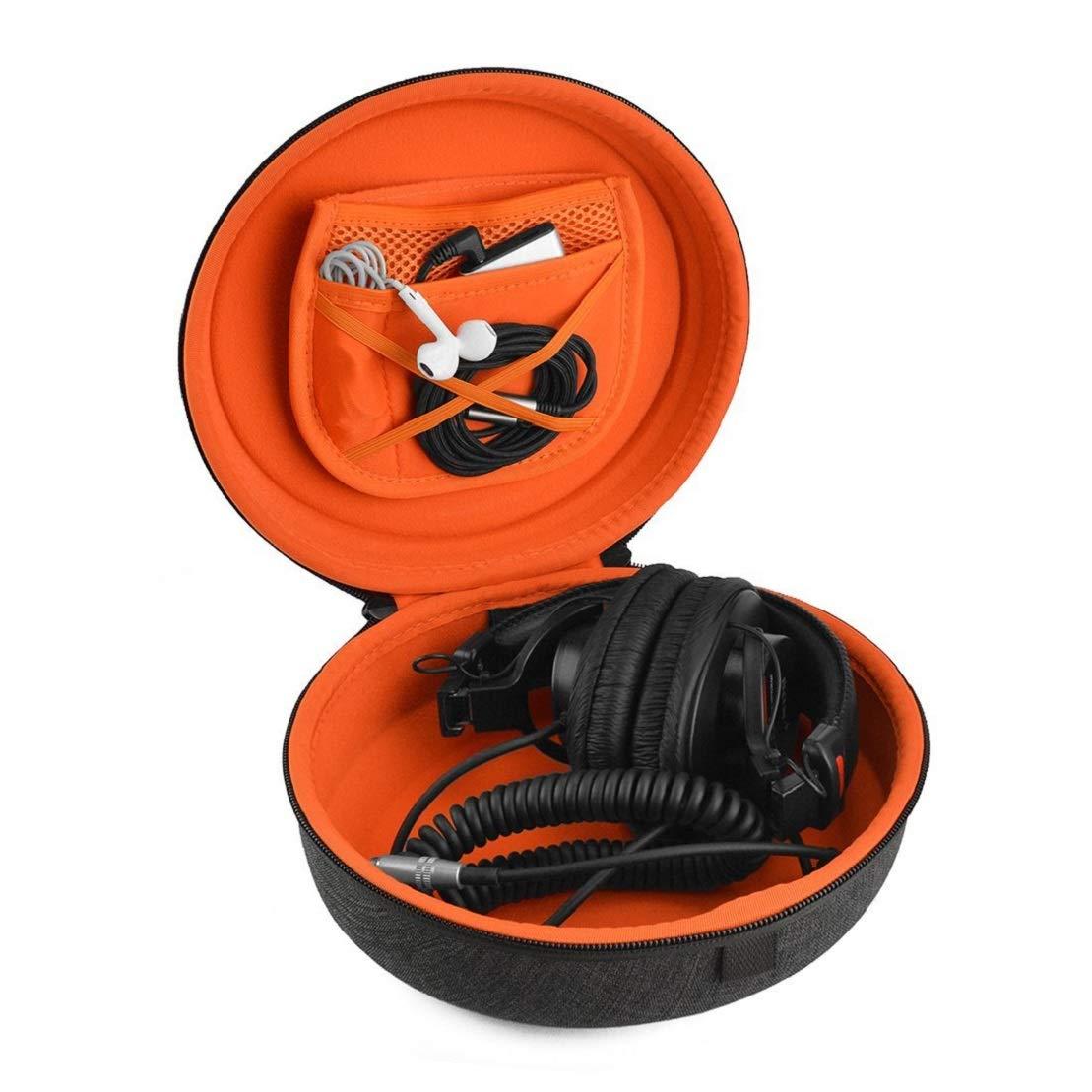 MDR-ZX770 MDR-XB750 Geekria/® UltraShell Headphones Case for Sony MDR-7506 MDR-XB700 MDR-V6 MDR-XB950BT//B//Headphone Hard Carrying Case//Travel Bag