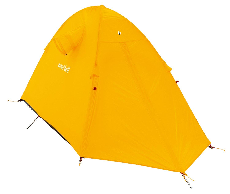 モンベル(mont-bell) テント ステラリッジテント 1型 「1人用」 サンライトイエロー 1122475-SUYL