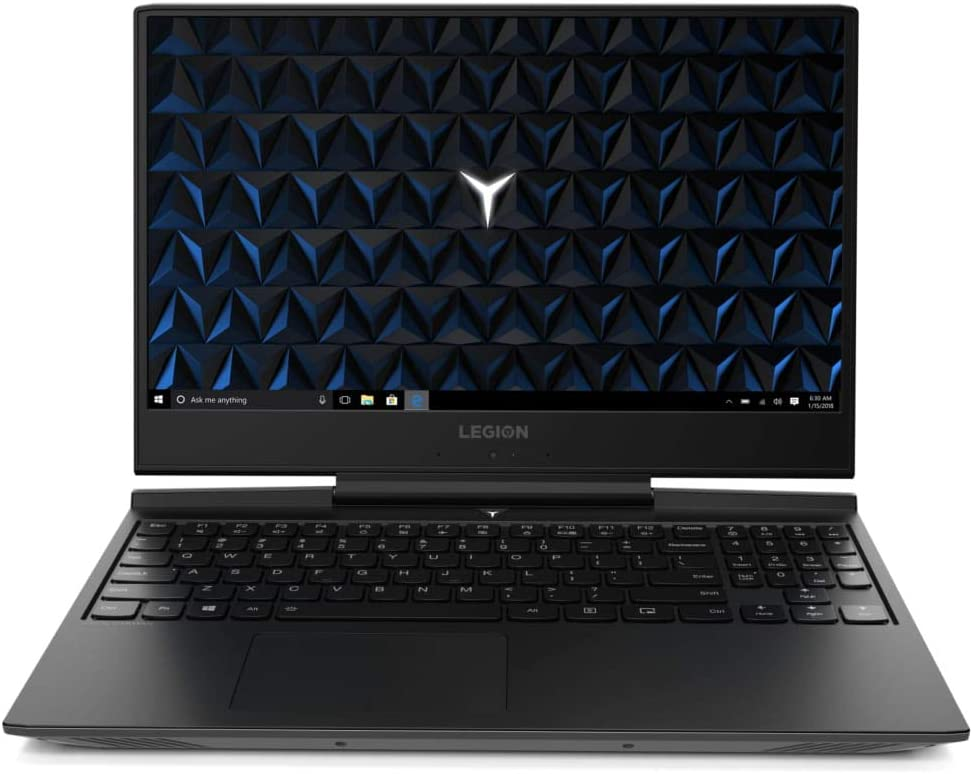 "Lenovo Legion Y7000 Gaming Laptop, 15.6"" FHD (1920 x 1080) IPS Anti-Glare Laptop (Intel Core i5-8300H Processor, 8 GB DDR4 2666 MHz, 1 TB HDD + 128 GB PCIe SSD, Windows 10 Home) 81LD0007US, Black"