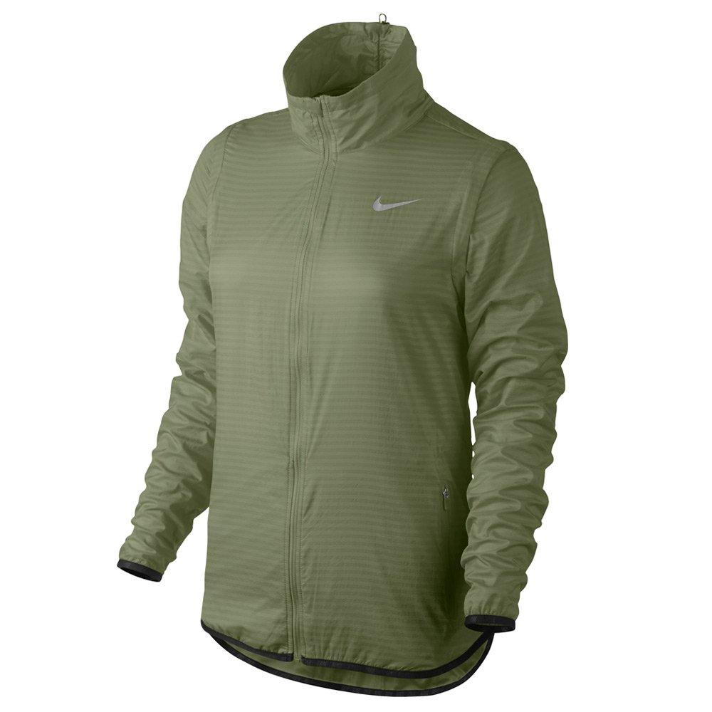 Nike Flight Convertible Golf Jacket 2017 Womens Palm Green/Metallic Silver X-Large by Nike