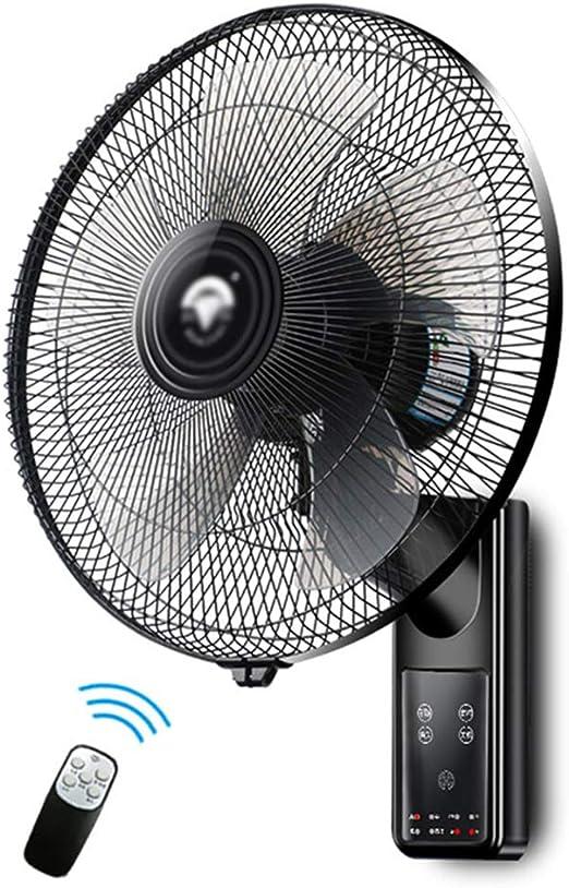 Ventilador de Pared Oscilante Ventiladores 42CM 3 Velocidades ...