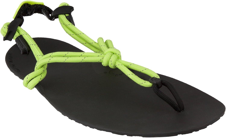 Xero Shoes Genesis - Men's Barefoot Tarahumara Huarache Style Minimalist Lightweight Running Sandals
