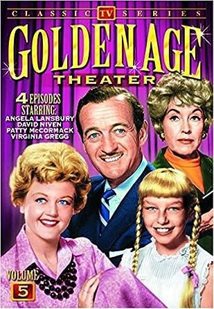 Golden Age Theater 5 DVD 1950 Region 1 NTSC Reino Unido ...