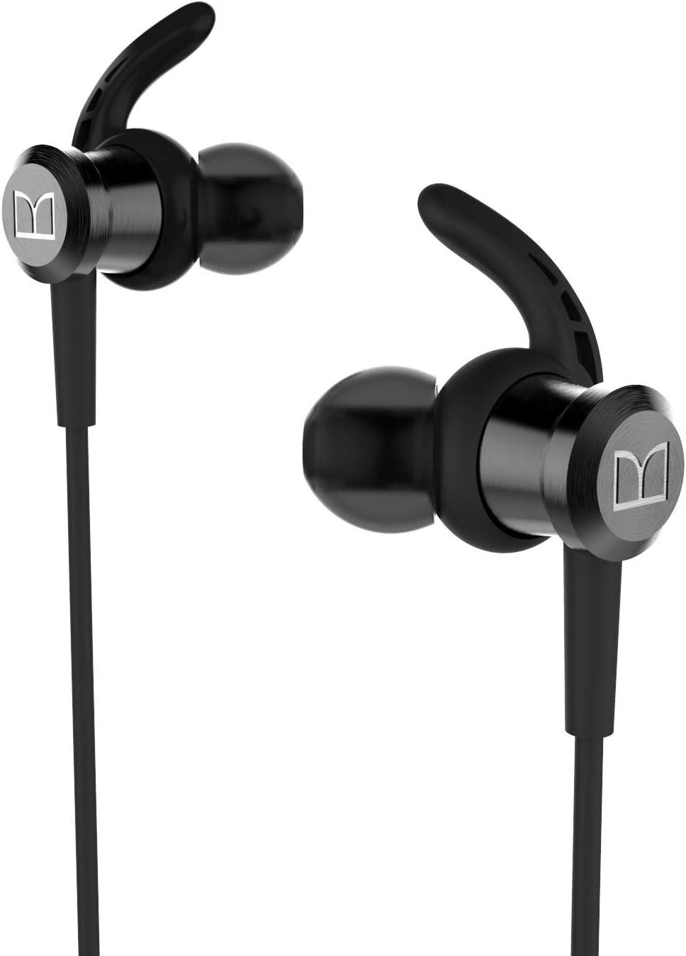 Monster Bluetooth Wireless Headphones N-Tune 300 Negro Teclado para móvil