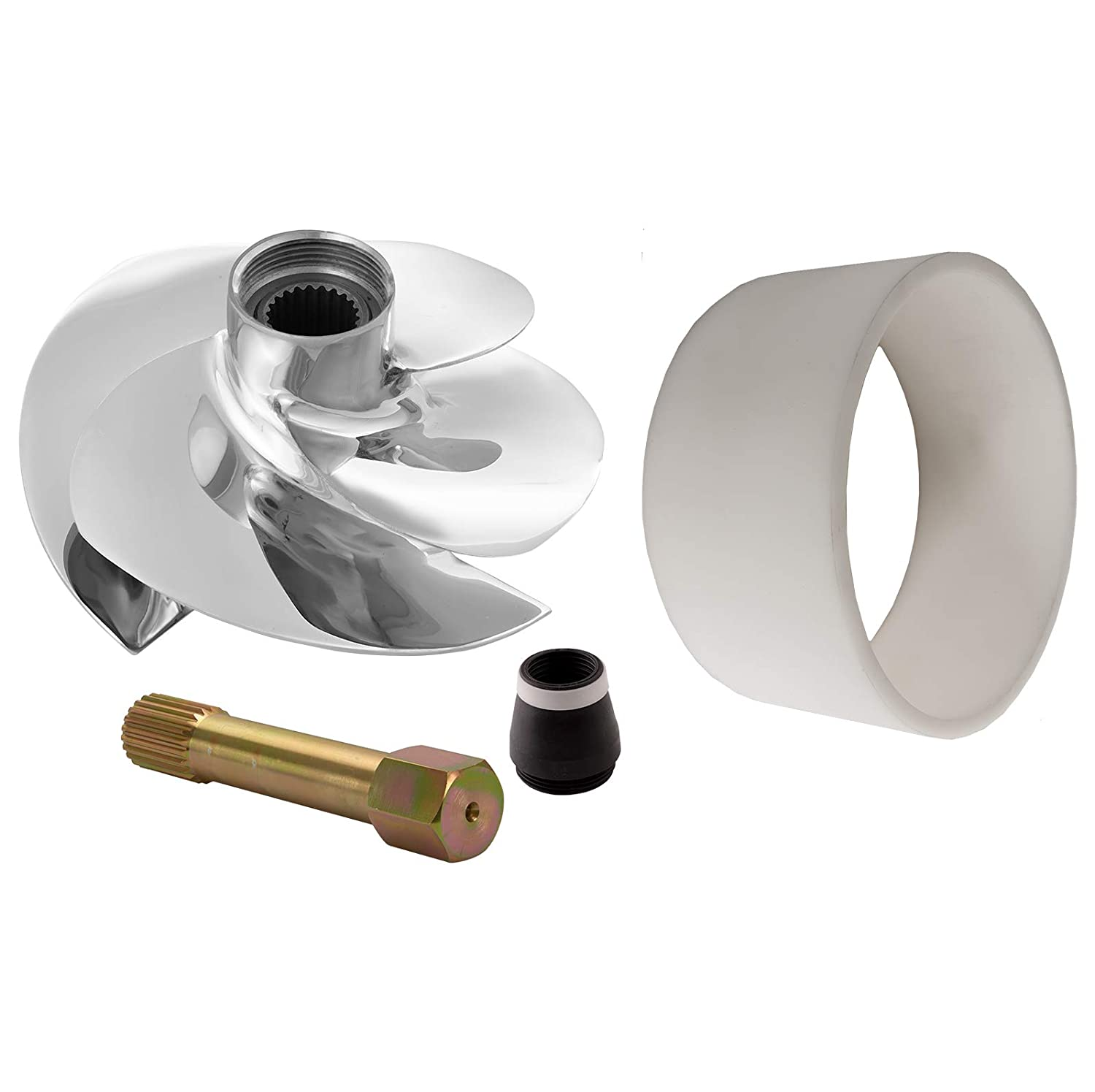 Amazon com: ADONIS Impeller Kit Compatible with SeaDoo GTI