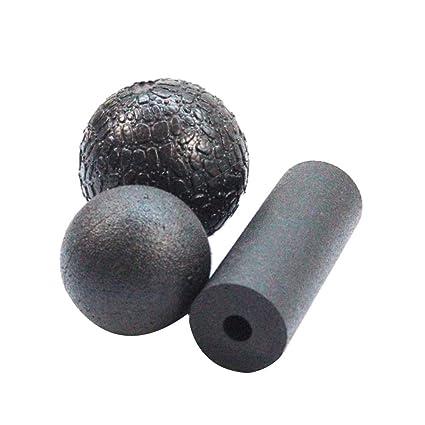 Amazon.com: hAohAnwuyg Yoga Tools Set £¬Hollow Yoga Column ...
