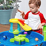 Step2 Finding Dory Swim and Swirl Water Table for Kids with Accessory Set, Multicolor