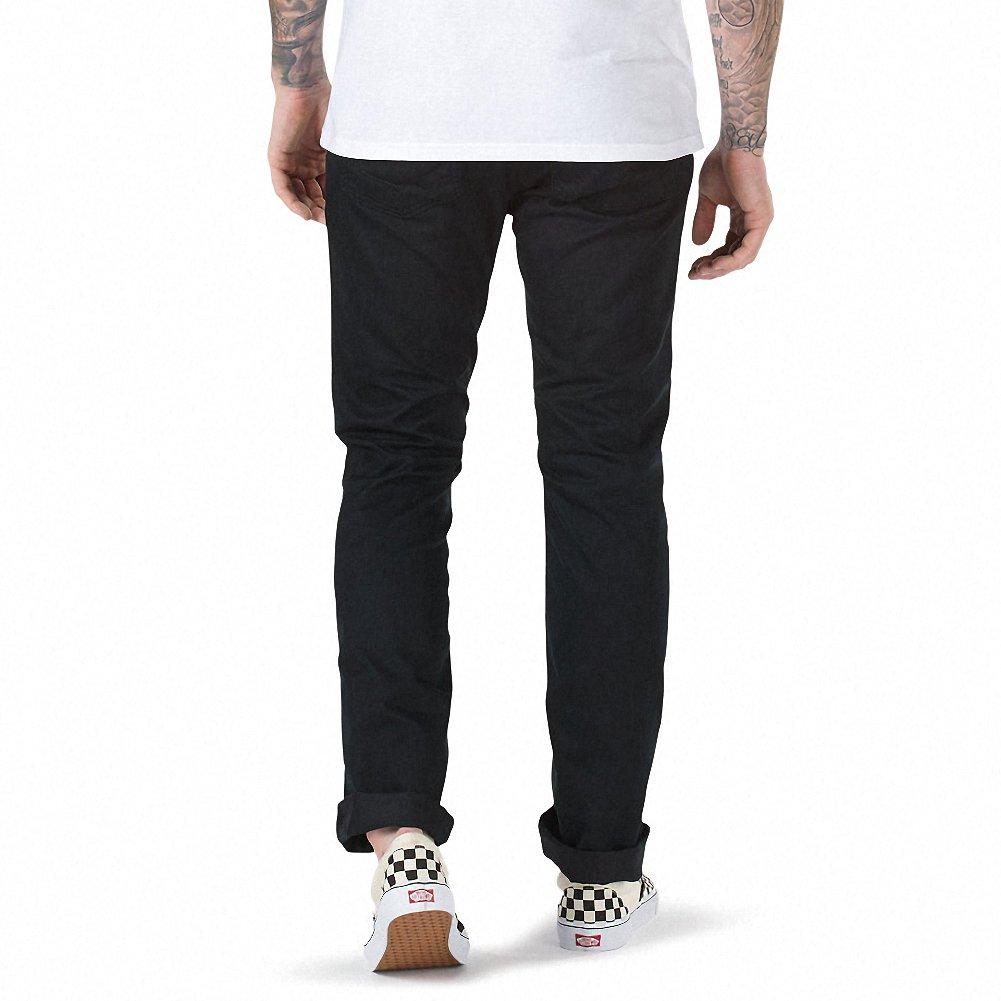 88a6882e3e Vans V56 Standard AV Covina II (Black) Pants-33 at Amazon Men s Clothing  store