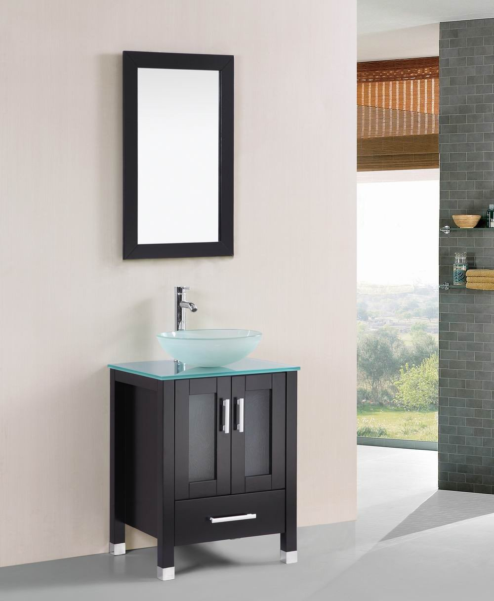 bathroom l vanity h inch vanities bowl dp x designs set with com d w sink amazon espresso belvedere raised