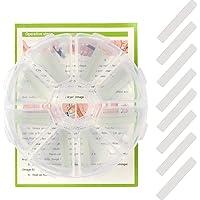 Eachbid 120 unids/Caja Corrección de Parche de Uñas Encarnadas Herramienta de Cuidado de Pies Pegatina Manicura
