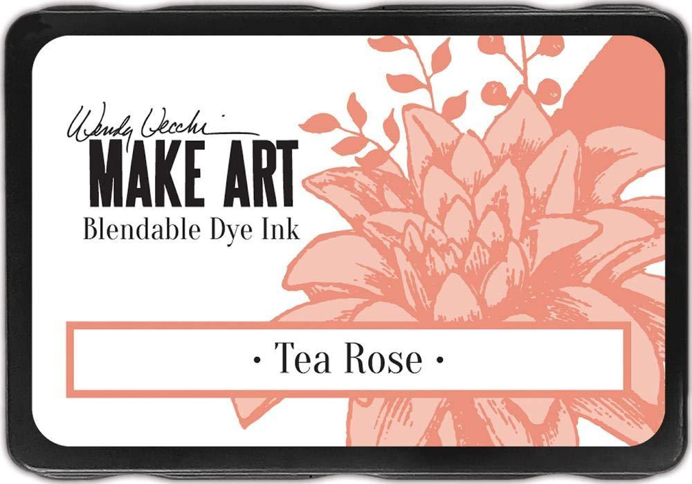 Ranger Wendy Vecchi Dye Ink Pad Tea Rose 2.25 x 2.35