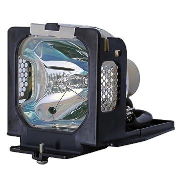 Osram Lámpara carcasa para Canon LV5220E Proyector DLP LCD ...