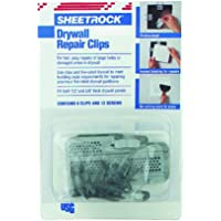 Sheetrock Drywall Repair Clips Drywall (2 pack)