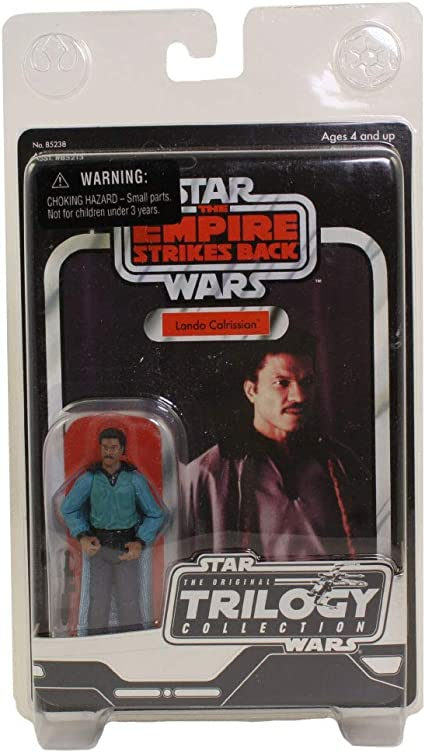 STAR WARS-THE ORIGINAL TRILOGY COLLECTION--Action-FIGURES-Hasbro.