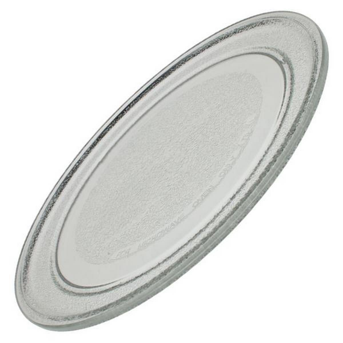 Bandeja de cristal Diam. 28,4 cm - horno microondas - LG: Amazon ...