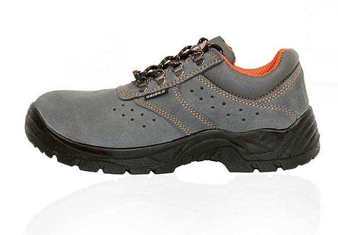 Zapato de seguridad mod. Abalos S1P (45)