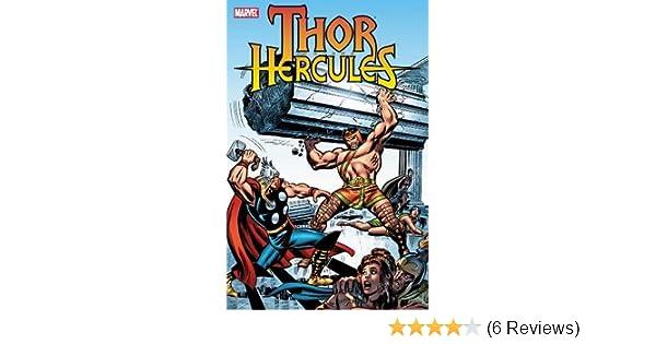 Amazon com: Thor vs  Hercules (9780785149743): Stan Lee