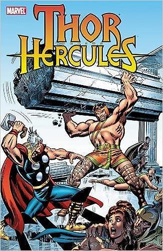 Amazon com: Thor vs  Hercules (9780785149743): Stan Lee, Gerry