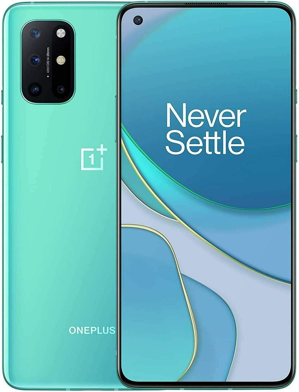 OnePlus 8T 5G KB2000 128GB 8GB RAM International Version - Aquamarine Green