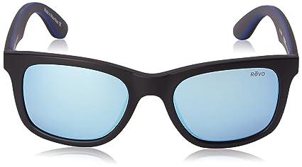 a4dc0eff386 Amazon.com  Revo Huddie RE 1000 01 GN Polarized Wayfarer Sunglasses ...