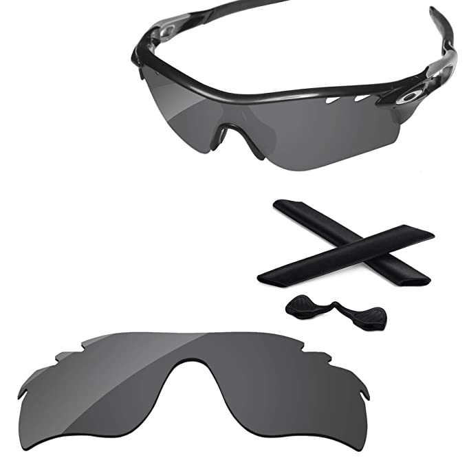 Oakley Radarlock Path >> Papaviva Lenses Replacement Rubber Kits For Oakley Radarlock Path Vented