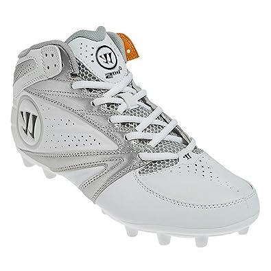 86292f506 Warrior Mens 2nd Degree 3 Lacrosse Shoe  Amazon.ca  Sports   Outdoors