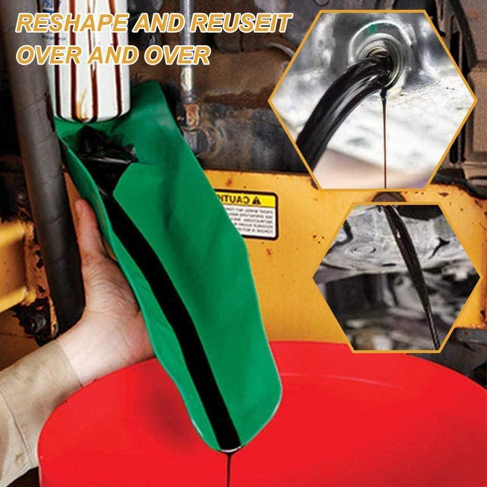Coseyil Trichter /öl Flexibles Entleerungswerkzeug Flexibler Trichter Allzwecktrichter Erweitertes Flexibles Entleerungswerkzeug