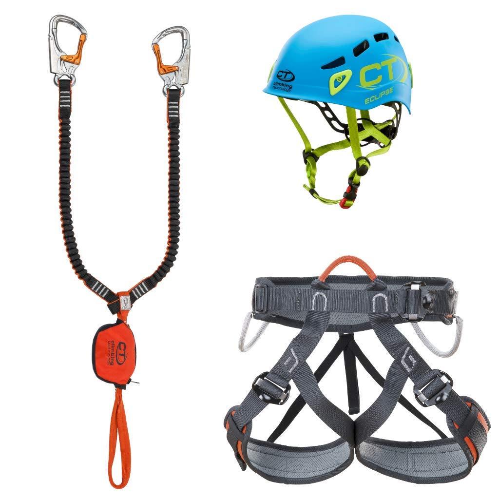 Climbing Technology Escoba Plus Eclipse Set Escalada, Multicolor ...