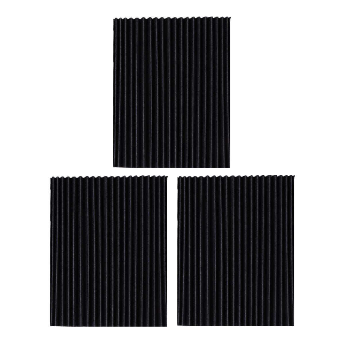 BESTOMZ 3 PCS Refrigerator Air Filters Replacement for Frigidaire PAULTRA