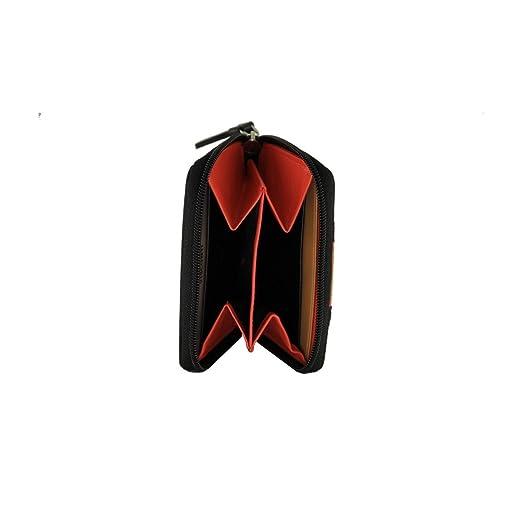Amazon.com: Visconti Mujer piel Suave cartera Monedero: Clothing