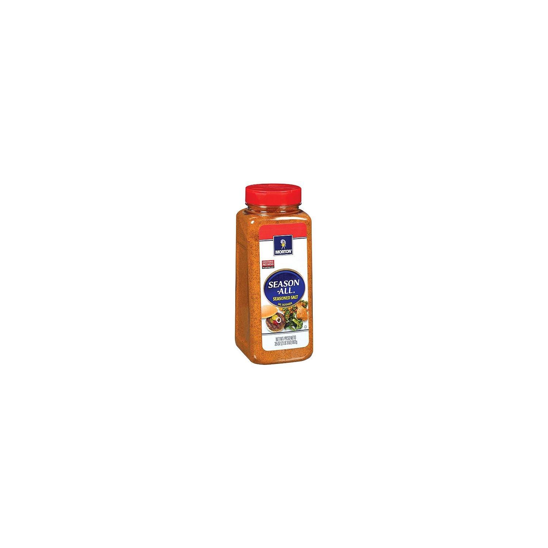 Morton Season-All Seasoned Salt Ounce 35 Ounce (Pack of 2)