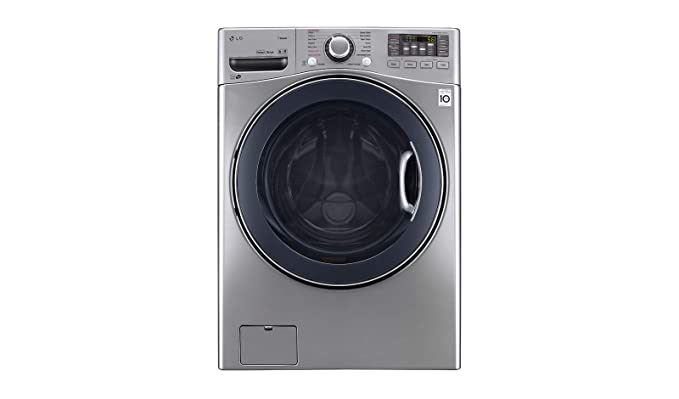 Lavadora Libre Instalación LG F1K2CS2T Inox 17Kg: 838.53: Amazon ...