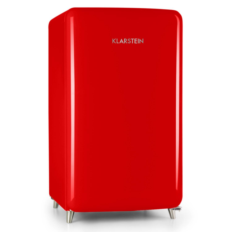 Klarstein PopArt-Bar Retro-Kühlschrank Mini-Kühlschrank 136 Liter ...