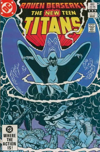 New Teen Titans, The (1st Series) #31 FN ; DC comic book